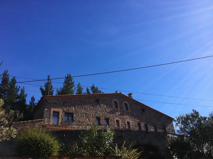Masia en Montseny