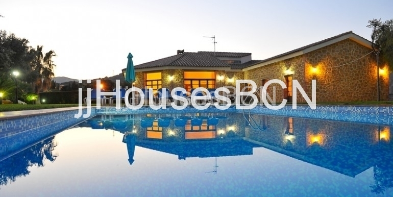 Casa rurala a Llavaneres Villa Maresme