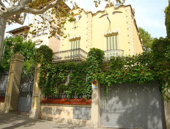 Horta , casa Neo-clasica señorial