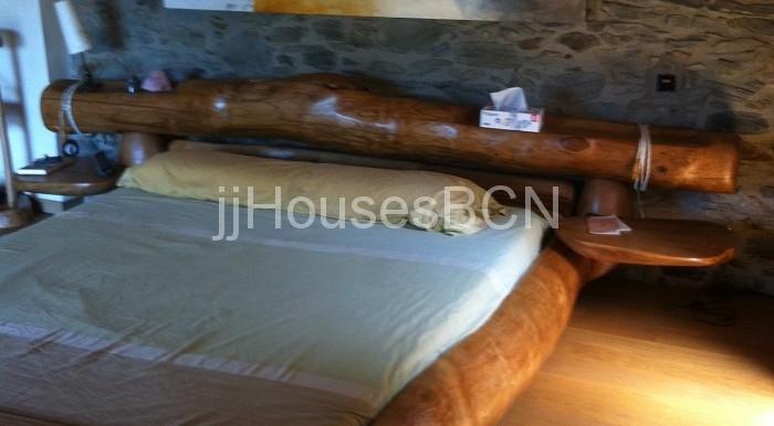 Suite principal, cama flotante