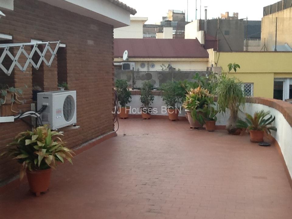 Atico en Puxet,  Barcelona , Parking y 2 terrazas (185 m2)